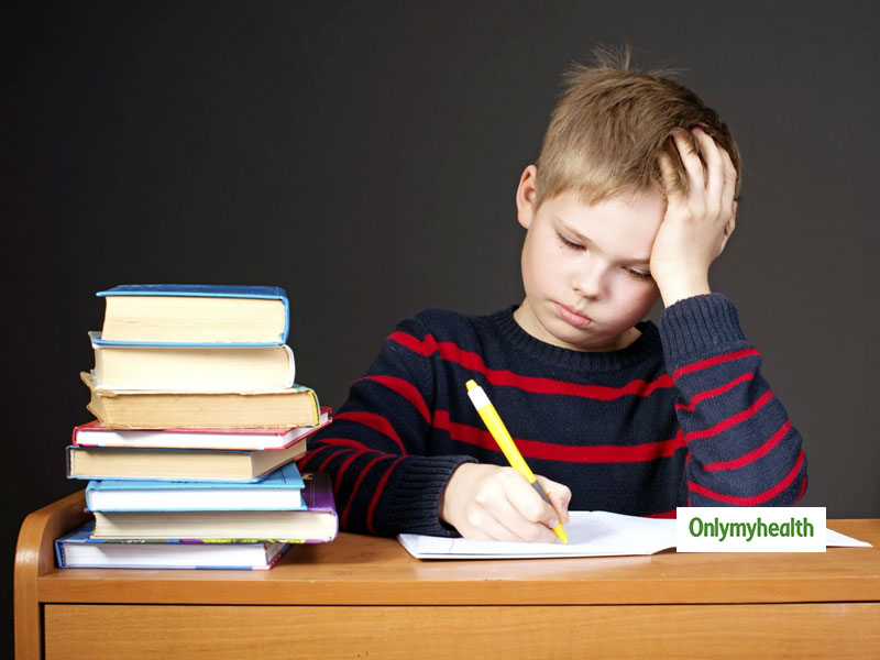 Study: Too Much Homework Can Take A Toll On Children's Health