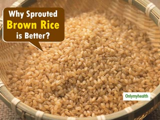 Sprouted Brown Rice: How To Make, Health <strong>Benefits</strong> and A Lot More