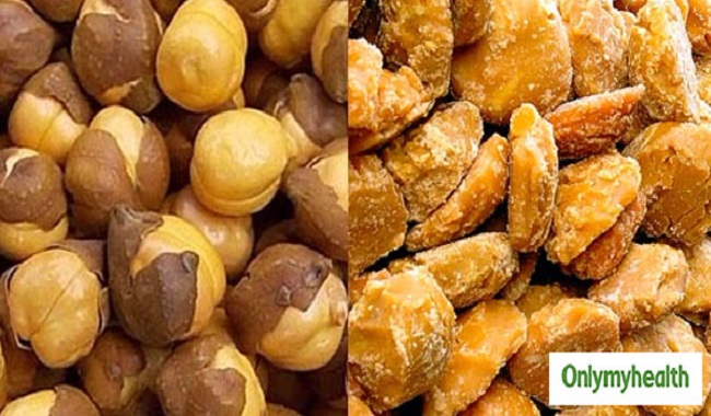 Men's Health Tips: 6 Benefits Of Eating Roasted Chana And Jaggery