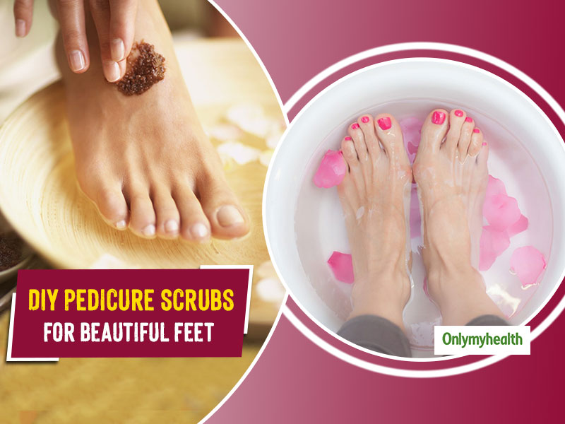Sunday Special: Try DIY Pedicure Scrub For Healthy and Happy Feet