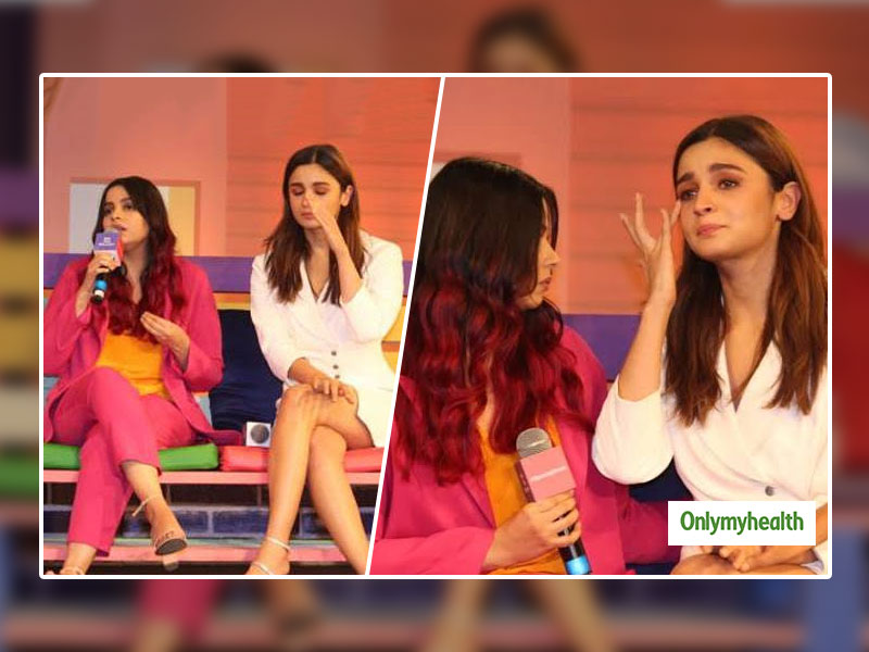 Alia Bhatt On Depression: Here's Why The Pretty Damsel Broke Into Tears