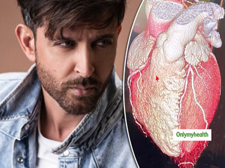 Heart Care: Hrithik Roshan Puts A Picture of His Heart, <strong>Shares</strong> A Note To Remember
