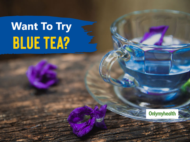Blue Tea, The Newest Addition To Herbal Tea Can Keep You Stress-Free and Young