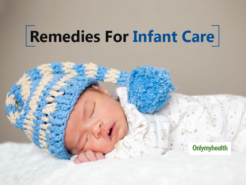 Infant Home Care: Home Remedies To Keep Your Infant Chirpy This Winter Season