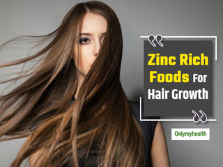 Troubled By Hair Loss? Include These 5 <strong>Zinc</strong> Rich Foods In Your Diet