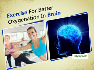 To Increase The Flow Of Oxygen In The Brain, Exercise <strong>Daily</strong> Says Study