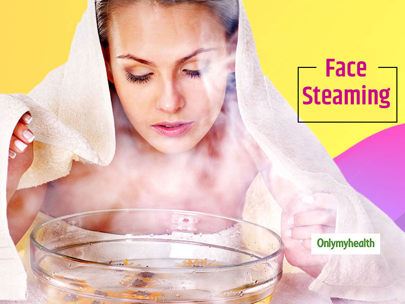 Here Are 4 Benefits Of Face Steaming For Dry Skin