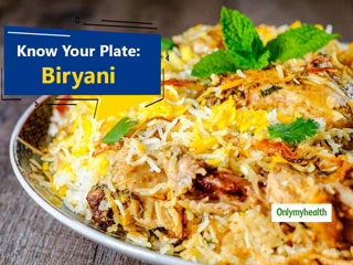 Know Your Plate: A Serving Of Biryani Has These Many Calories