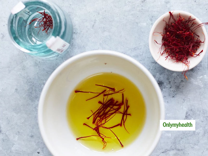 Here Are Some Benefits Of Drinking Saffron Water Daily
