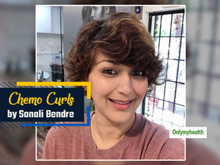 Know About Chemo Curls From <strong>Cancer</strong> Survivor Sonali Bendre