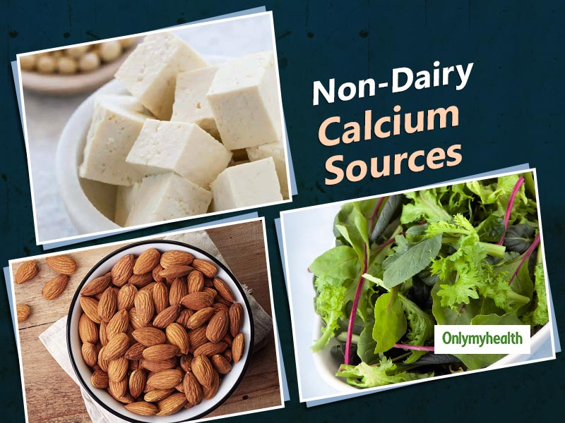Non-Dairy Calcium Diet: These Foods Give More Calcium Than Milk or Dairy