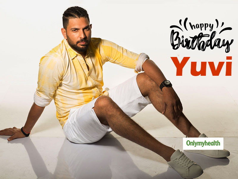 Happy Birthday Yuvraj Singh: The 'Sixer King' Is Back In The Fitness Game After Winning Over Cancer