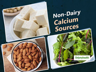 Non-Dairy Calcium Diet: These Foods Give More Calcium Than <strong>Milk</strong> or Dairy