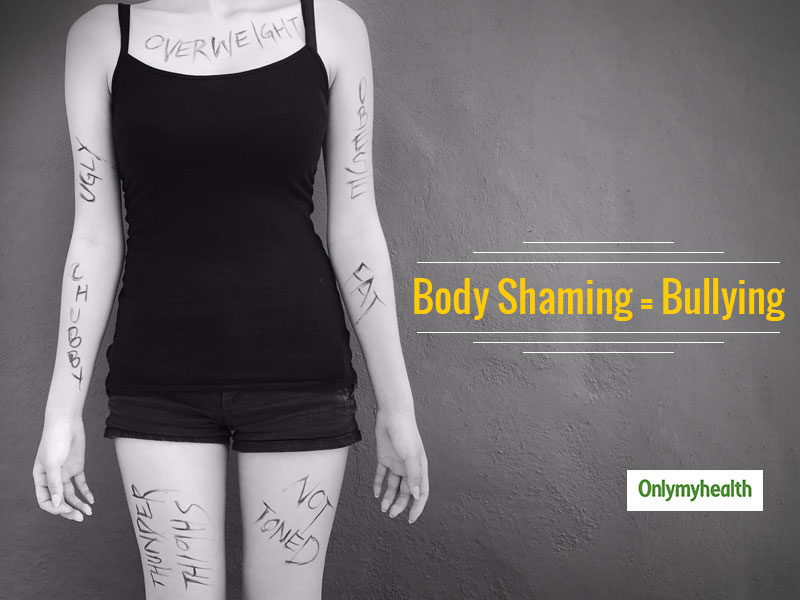 Is Body Shaming A Form Of Bullying? Dr Glenna Rice Throws Light On This Subject