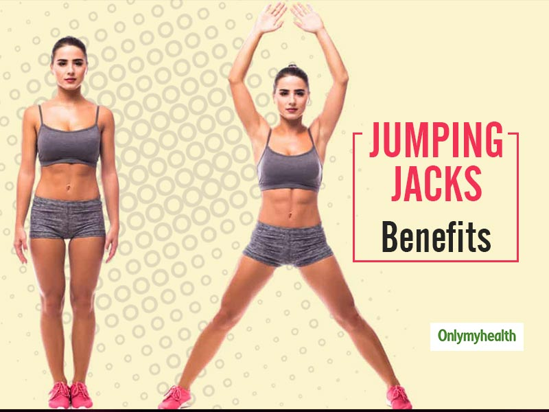 Jumping Jack Benefits: Do This Exercise Daily For The Heart, Weight Loss, Bone Health And Much More