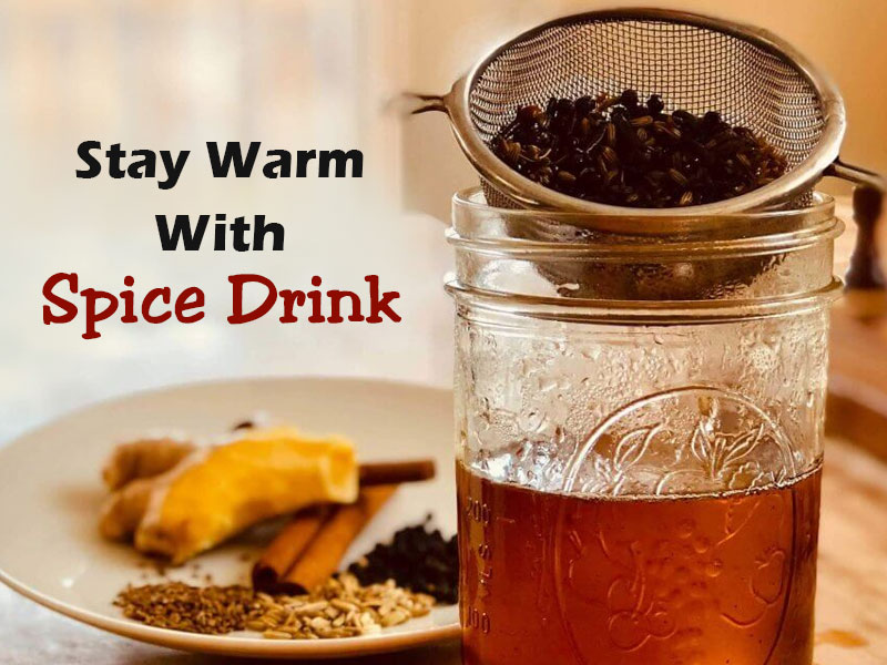 You Must Try This Winter Spice Syrup To Keep Your Body Warm During Cold
