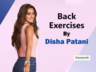 Disha Patani Gym Workout Video: Learn The Benefits Of <strong>Back</strong> Strengthening Exercises