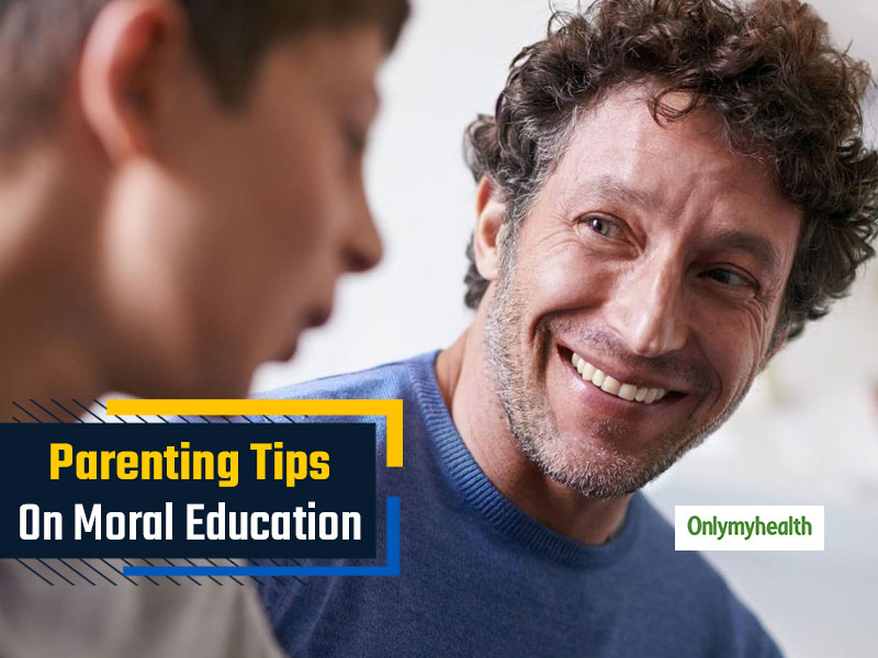4 Tips For Fathers To Morally Educate Their Son On Becoming A Better Human Being