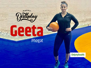 Happy Birthday Geeta Phogat: Here's The Diet And <strong>Workout</strong> <strong>Plan</strong> Of The 'Dangal Queen'