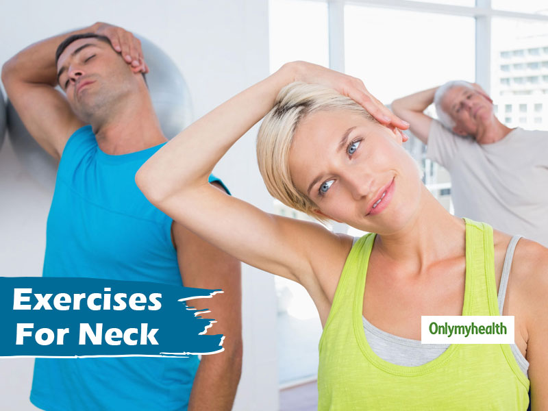 Having Constant Neck Pain? These 5 Exercises Can Give You Freedom From Pain