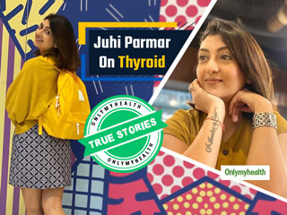 <strong>True</strong> <strong>Story</strong>: Actress Juhi Parmar's Journey Of Overcoming Thyroid And Getting Back In Shape