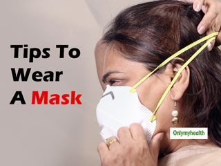This Is How You <strong>Should</strong> Wear A Face Mask For Maximum Protection