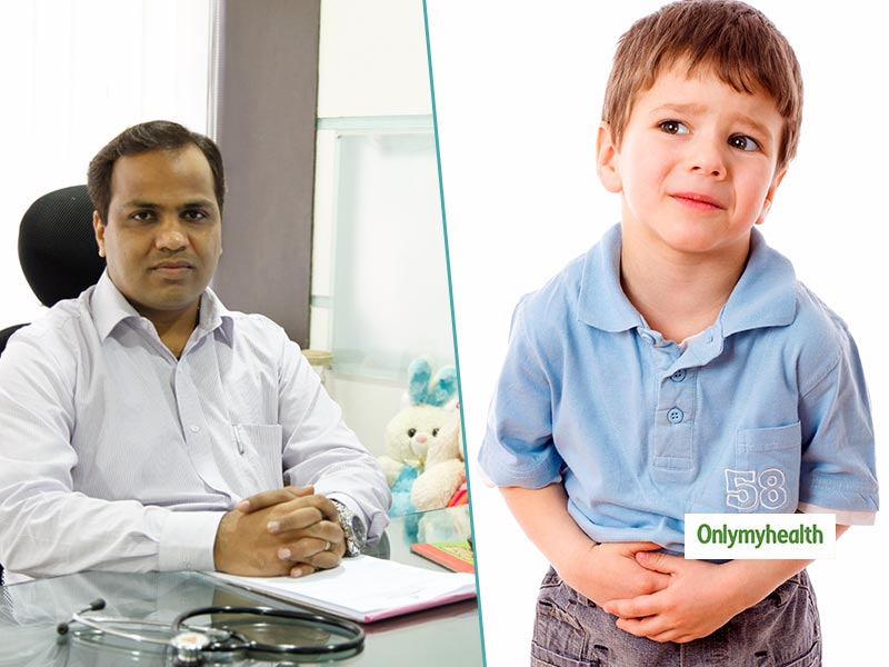 Dr Atish Laddad Explains Easy Ways To Treat Tummy Torment In Toddlers