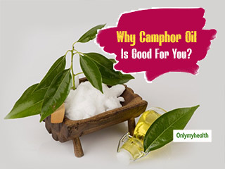 5 Reasons Why You Must Add Camphor <strong>Oil</strong> To Your Vanity