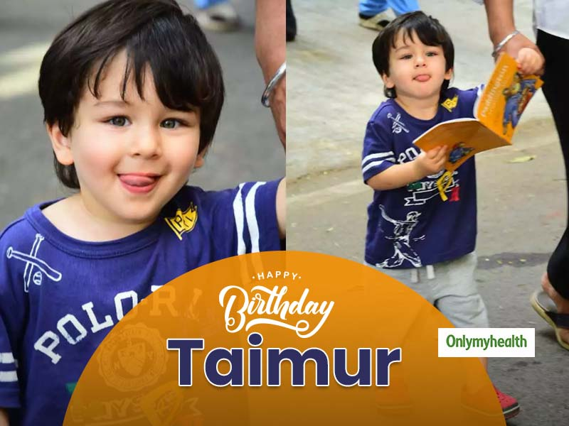 Happy Birthday Taimur: Adorable Taimur Ali Khan Is A Style Statement When It Comes To Kids Fashion
