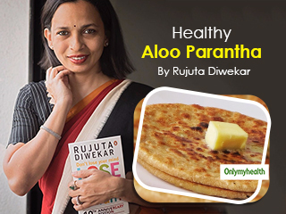 Give A Healthy Twist To Your Aloo Parantha, Recipe By Celeb <strong>Nutritionist</strong> <strong>Rujuta</strong> <strong>Diwekar</strong>