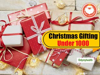 Christmas <strong>2019</strong>: Have A Healthy Start This Christmas With 5 Gifting Options Under Rs 1,000