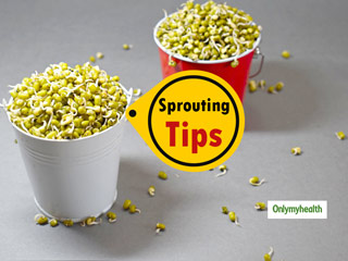 Sprouting <strong>Benefits</strong>: Know How To Make Perfect Sprouts At Home