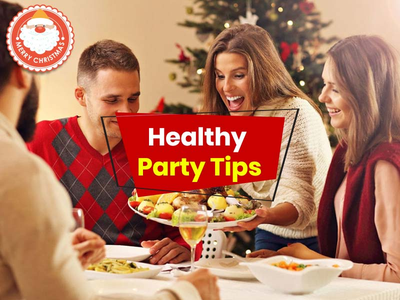 Planning A Christmas Party? Keep These 4 Tips In Mind For Complete Health And Wellness