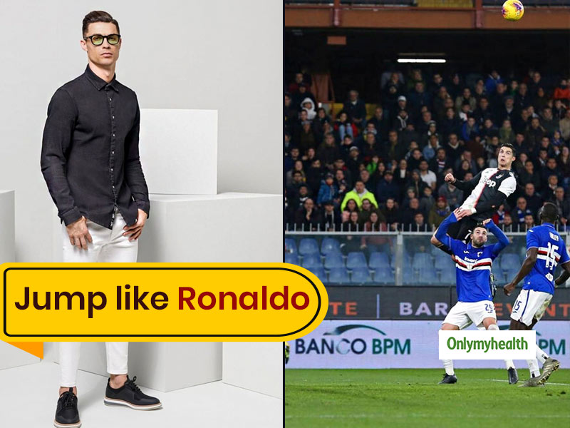 Ronaldo Jumps To A Different High, Know How Jumping Is Beneficial For One's Health