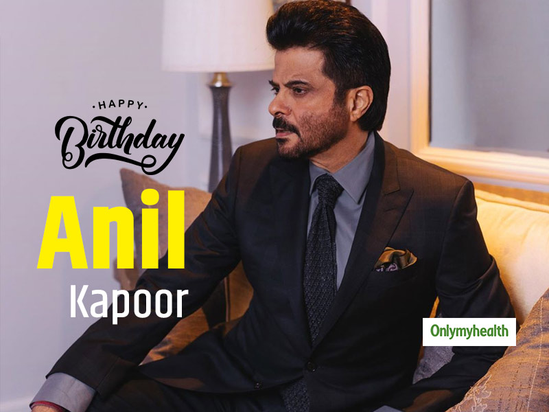 Agelessness & Anil Kapoor: Here's How The Jhakaas Star Does Not Let Ageing Steal His Thunder
