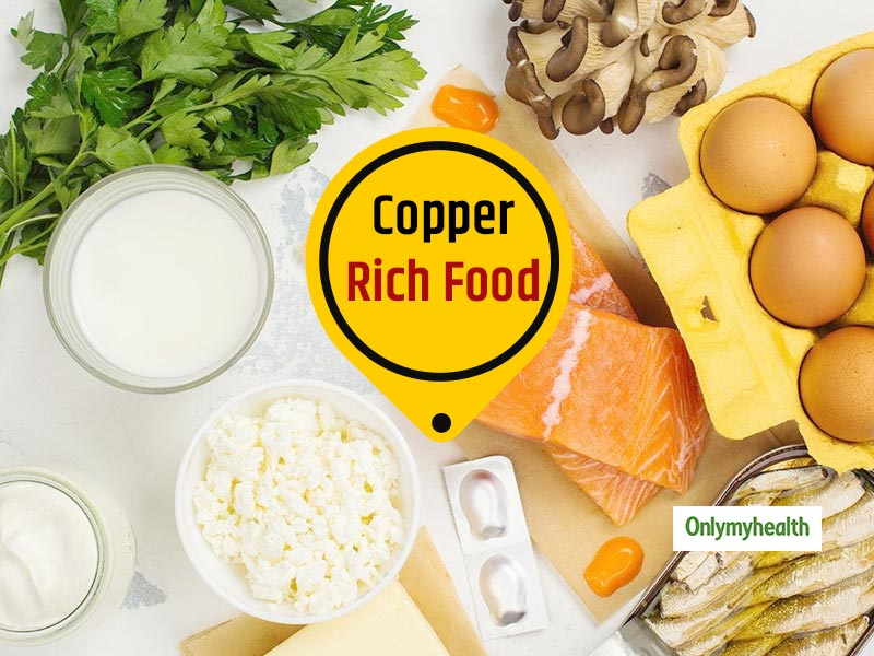 Get Your Hands On These 5 Copper-Rich Foods To Boost Metabolism