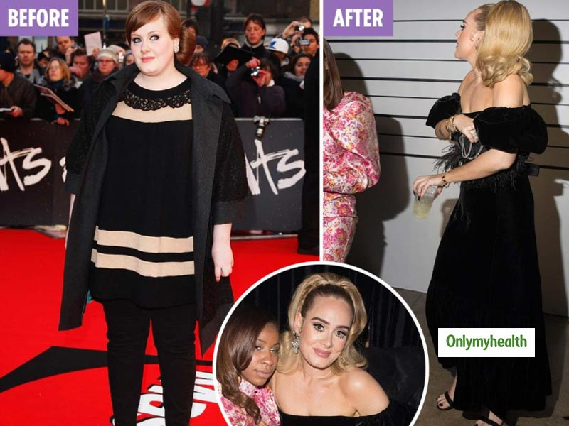 Adele's Stunning Transformation: Her Three Stone Weight ...
