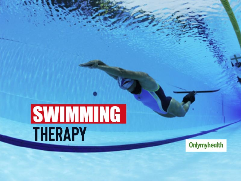 If You Love Swimming Then Swimming Therapy Can Be Your Go-To Therapy For Relaxation