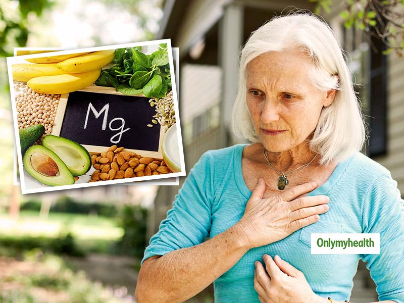 Eating Magnesium-Rich Foods Post Menopause Prevent Deadly Heart Diseases