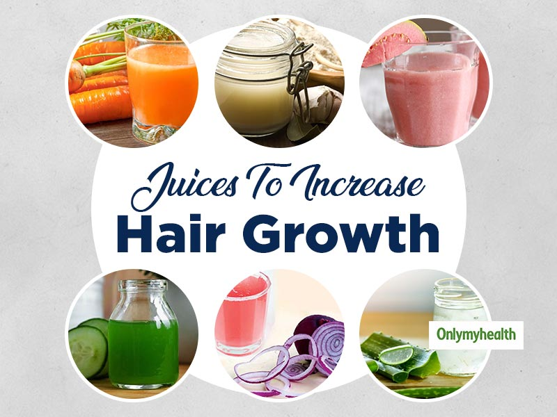 These 10 Fruit and Vegetable Juices Are A Boon For Your Hair