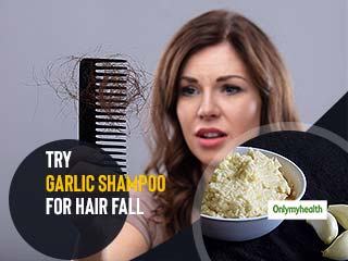 DIY Garlic Shampoo: Make Your Anti-<strong>Hair</strong> <strong>Fall</strong> Shampoo At Home