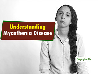 Breathlessness Without Doing Much Labour Is A Sign Of Myasthenia <strong>Disease</strong>