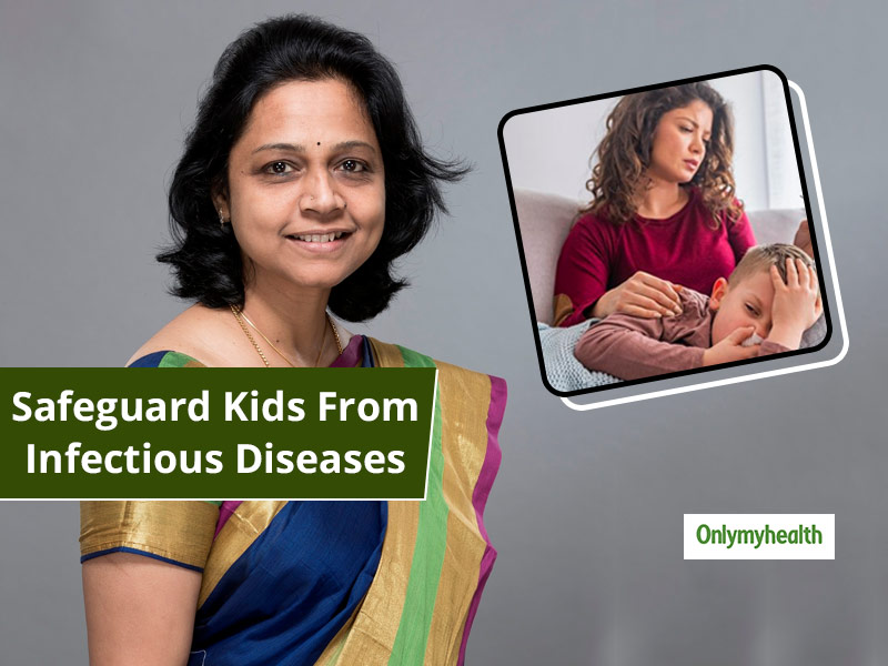 Prevent Your Child From Getting Any Infectious Disease This Winter With Expert Tips By Dr Thirumalesh