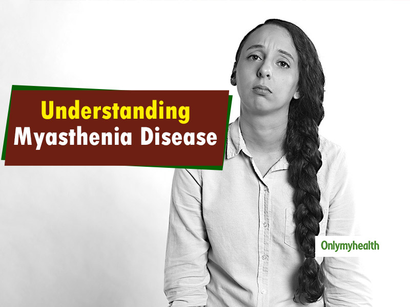 Breathlessness Without Doing Much Labour Is A Sign Of Myasthenia Disease