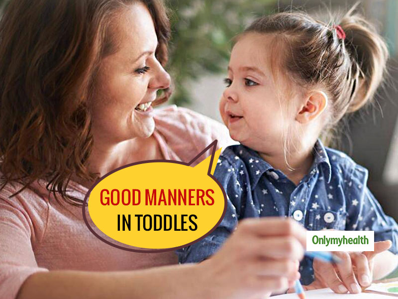 Encourage Your Toddler To Use Good Manners By Following These Simple Tips