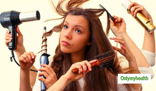 7 Habits that can Cause Hair Fall