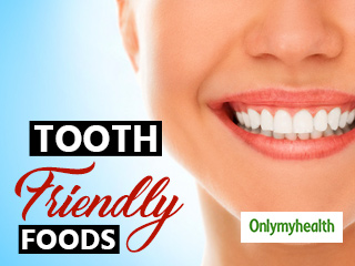 <strong>Four</strong> Amazing Tooth Friendly Foods
