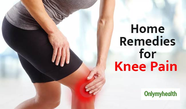 6 Home Remedies to Treat Knee Pain