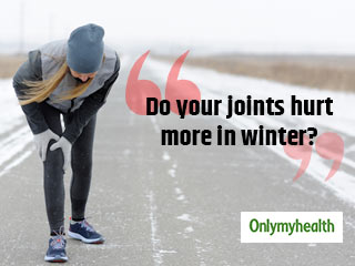 <strong>Reasons</strong> Why your Joints Hurt in Winter