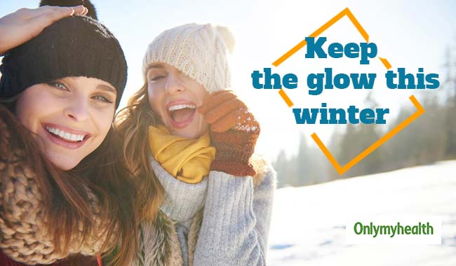Glow your way to beautiful skin this winter